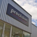 Precision head office in Thetford